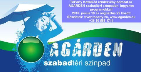 Új Kenyér Fesztivál az Agárden Szabadtéri Színpadon! – 2010.augusztus 19-22.
