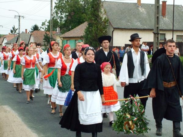 Nosztalgia Szüreti Felvonulás és Bál Pázmánd - 2010. szemptember 4.