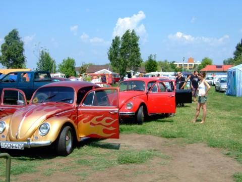 XXI. Országos VW Bogár Találkozó Gárdonyban