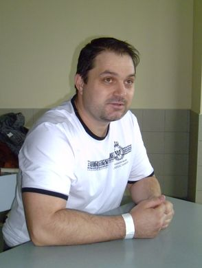 Söményi Viktor r.tzls a kórházban